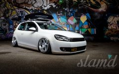 Love Of The VeeDub: Bernie Chacon's MK6