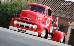 Low Tow – The UK's Ultimate Ford COE
