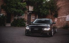 OCD Audi: Lowform's A4 Makes Its Debut