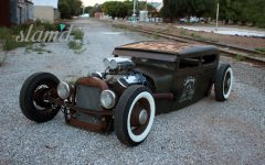 SkunkRat: The Skunkwerx 1928 Ford Tudor Sedan