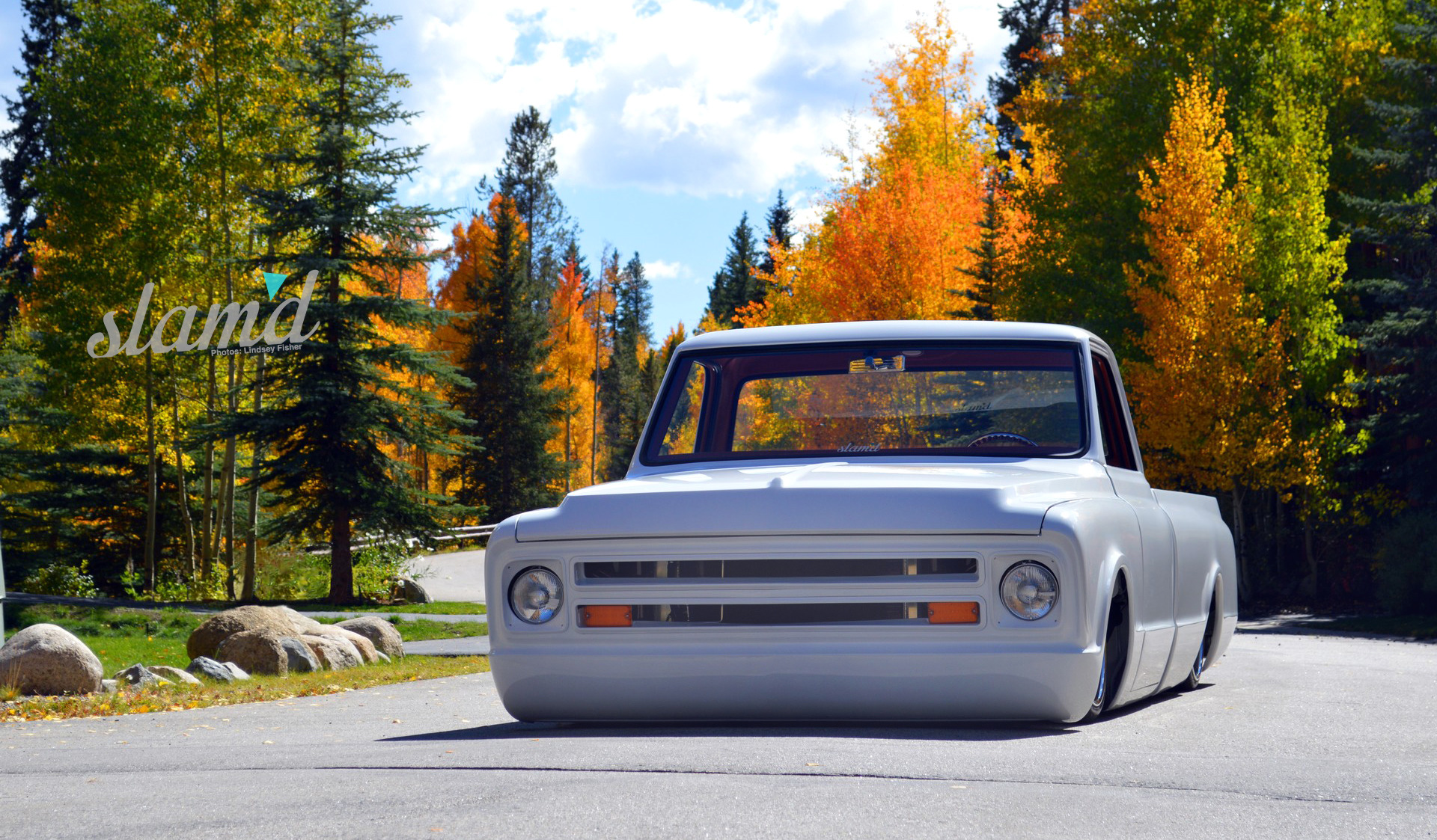 Eccentric Mike Partyka S 1967 C10 Slam D Mag