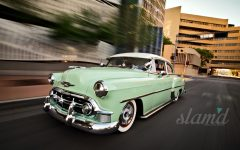 Big Bombin' Beauty: Russell Perea's 1953 Chevy