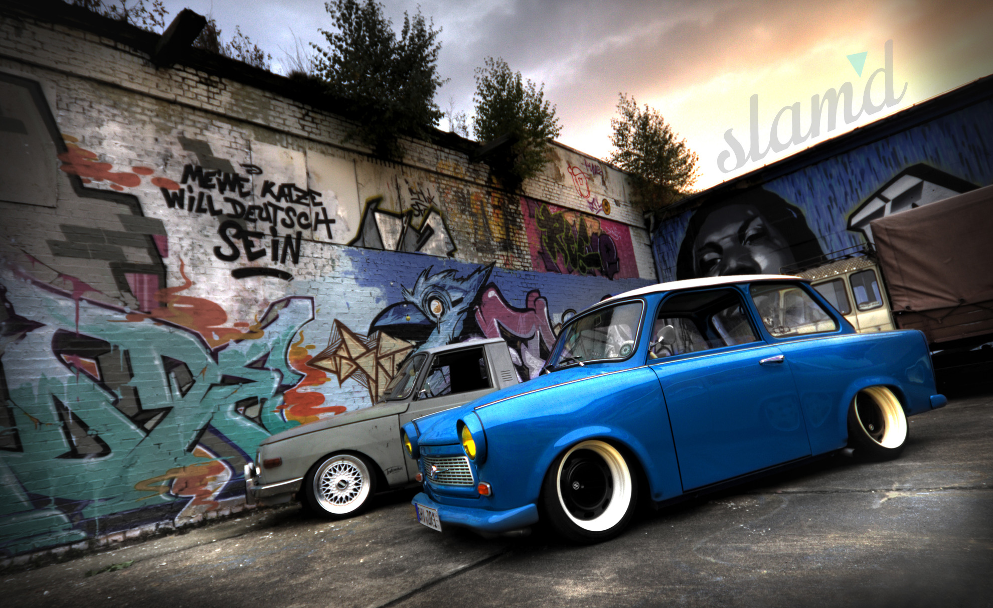 Eastern Block Oldskool: Germany\'s Young, Wild, and LOW – Slam\'d Mag