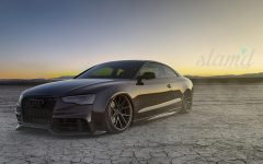 DISTILD: The KEG Media Audi A5 Wows SEMA Crowds