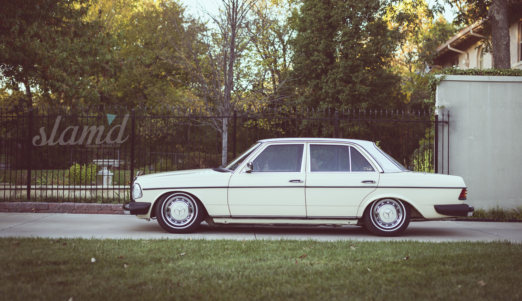 Keep it simple jon hansen s 1979 mercedes w123 diesel for How long does it take to build a mercedes benz