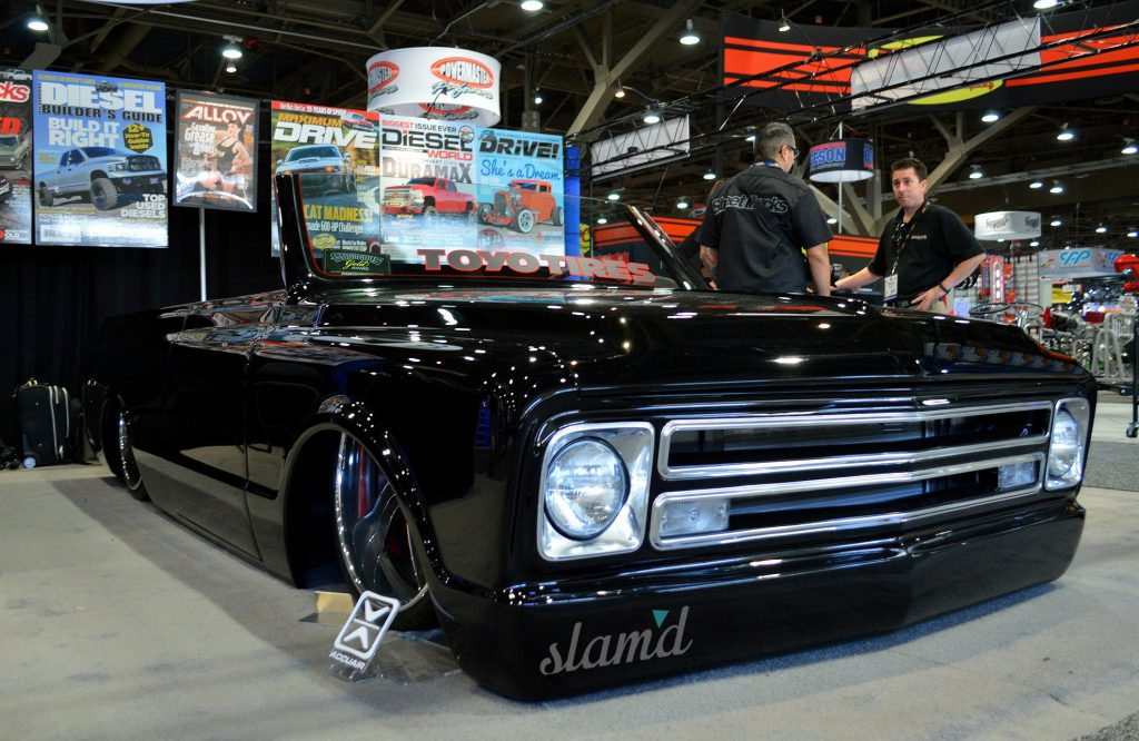 Hand Picked The Top Slam D Trucks From Sema 2014 Slam D Mag