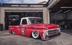 The Shop Truck: SoCal Suspension's 1966 C10