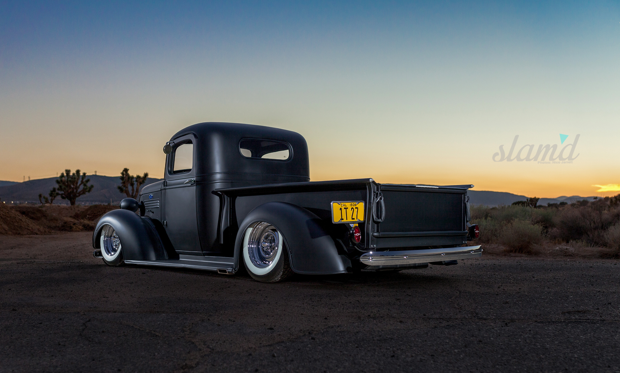 1938 Chevy Pickup | Autos Post