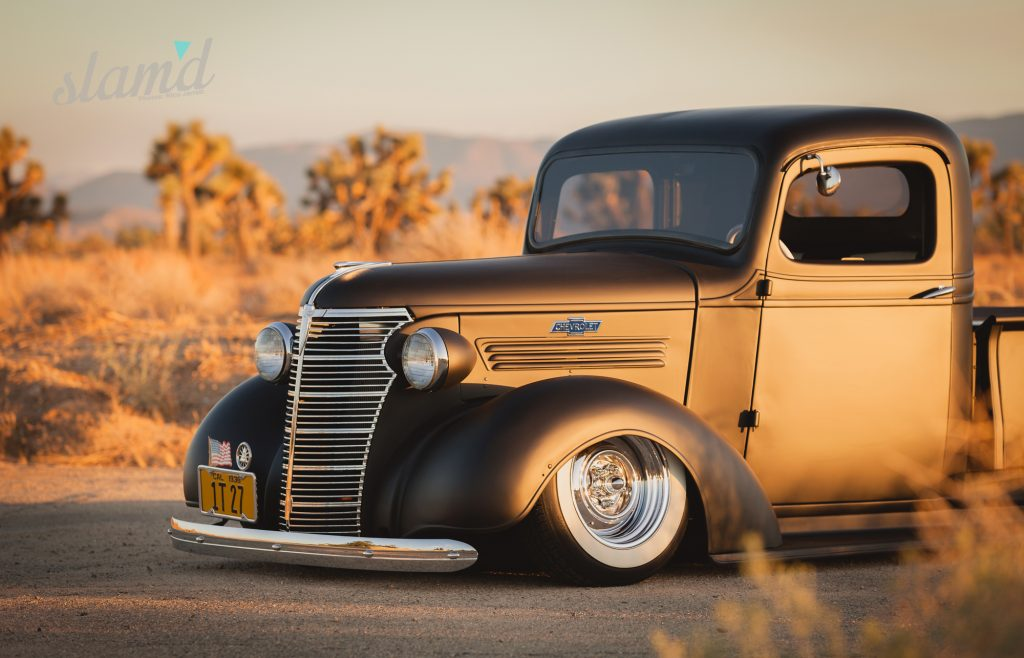 enjoy the build monty rubart s 1938 chevy pickup slam 39 d mag. Black Bedroom Furniture Sets. Home Design Ideas