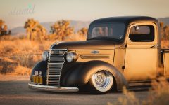 Enjoy The Build: Monty Rubart's 1938 Chevy Pickup