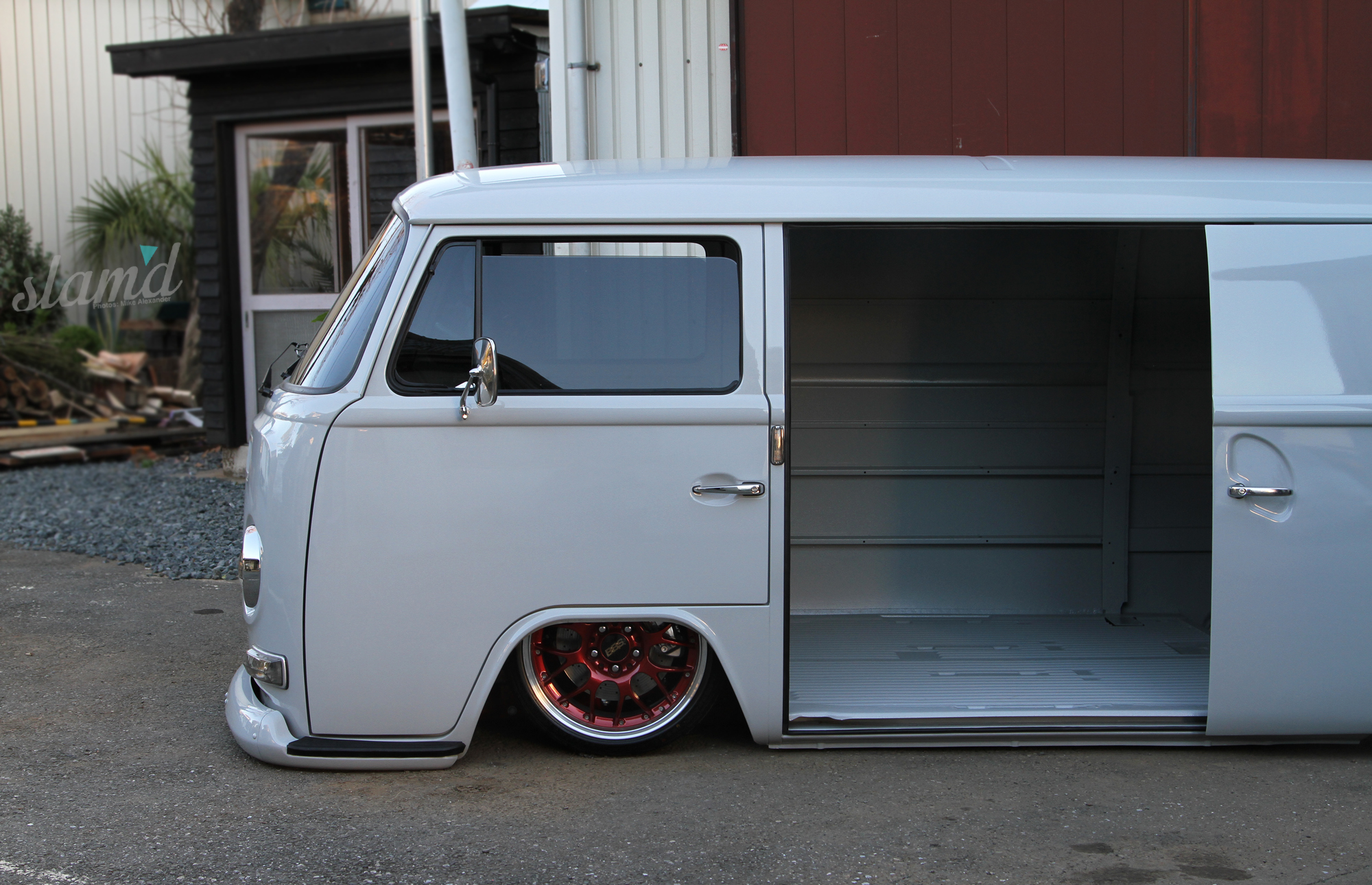 Behind The Build Silver Rest Japan S 1972 Vw Type 2
