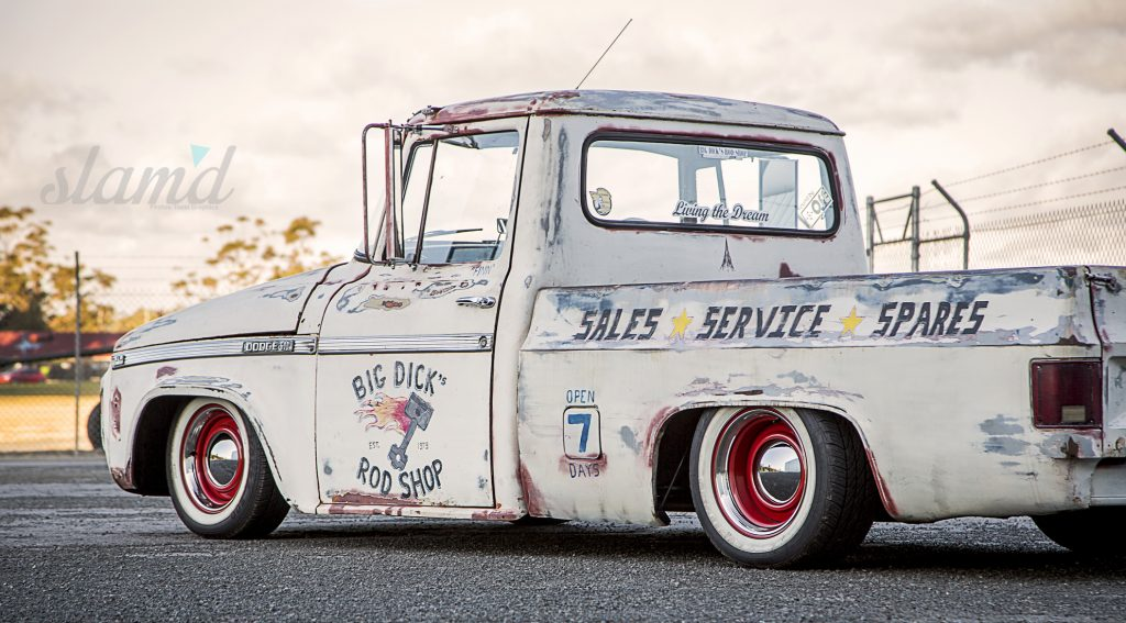 Junkyard Dog: Australia\'s Ultimate Mash Up – 1974 Dodge Pickup ...