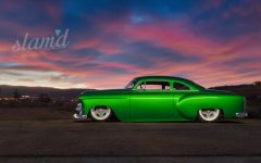 The Green Mile: Toneman's 1953 Chevy Coupe