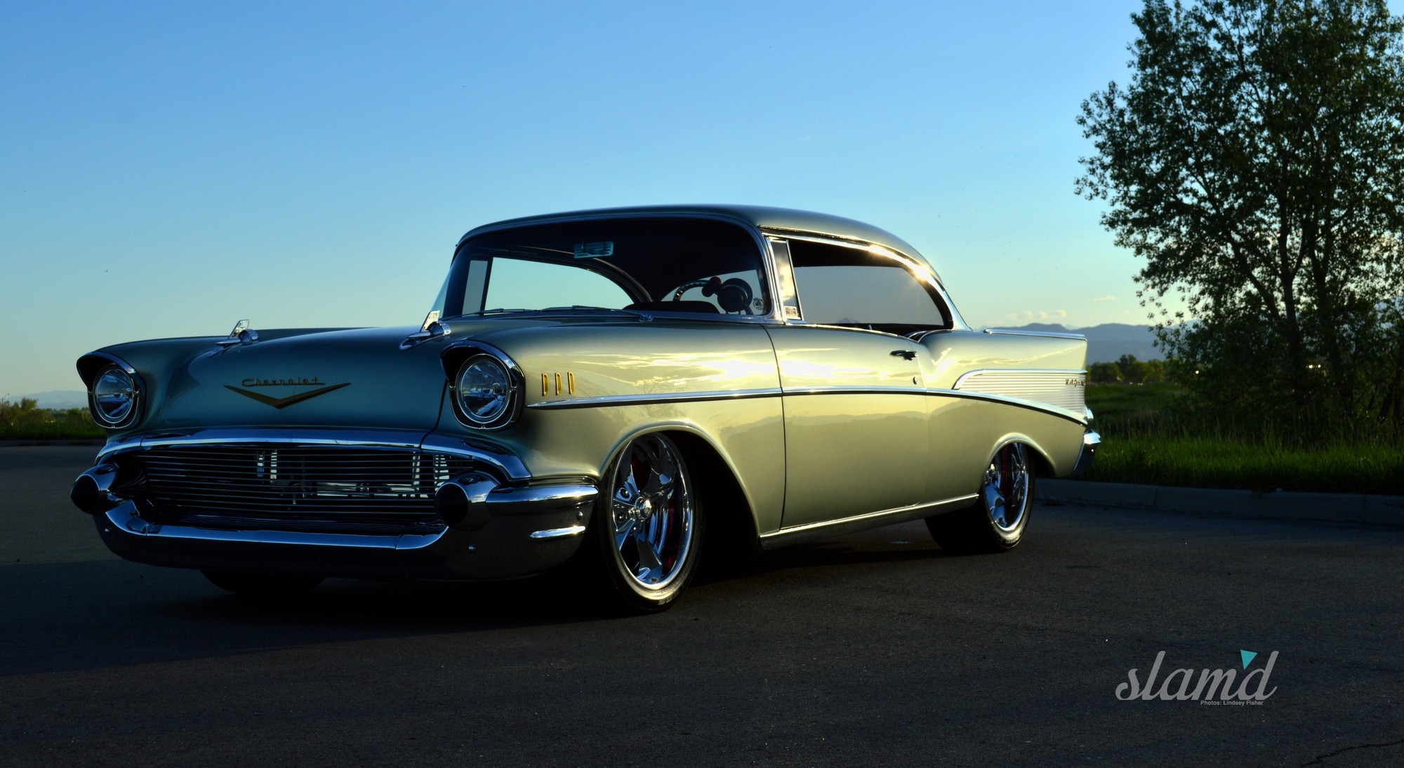 First Car Dreams Marvin Meyers 1957 Bel Air 2 Door Hardtop Slam 57 Chevy Rear Bumper The Love For A Is Like No Other While You May Not Have Had Greatest On Block Way Back In Day Your Vehicle Represented