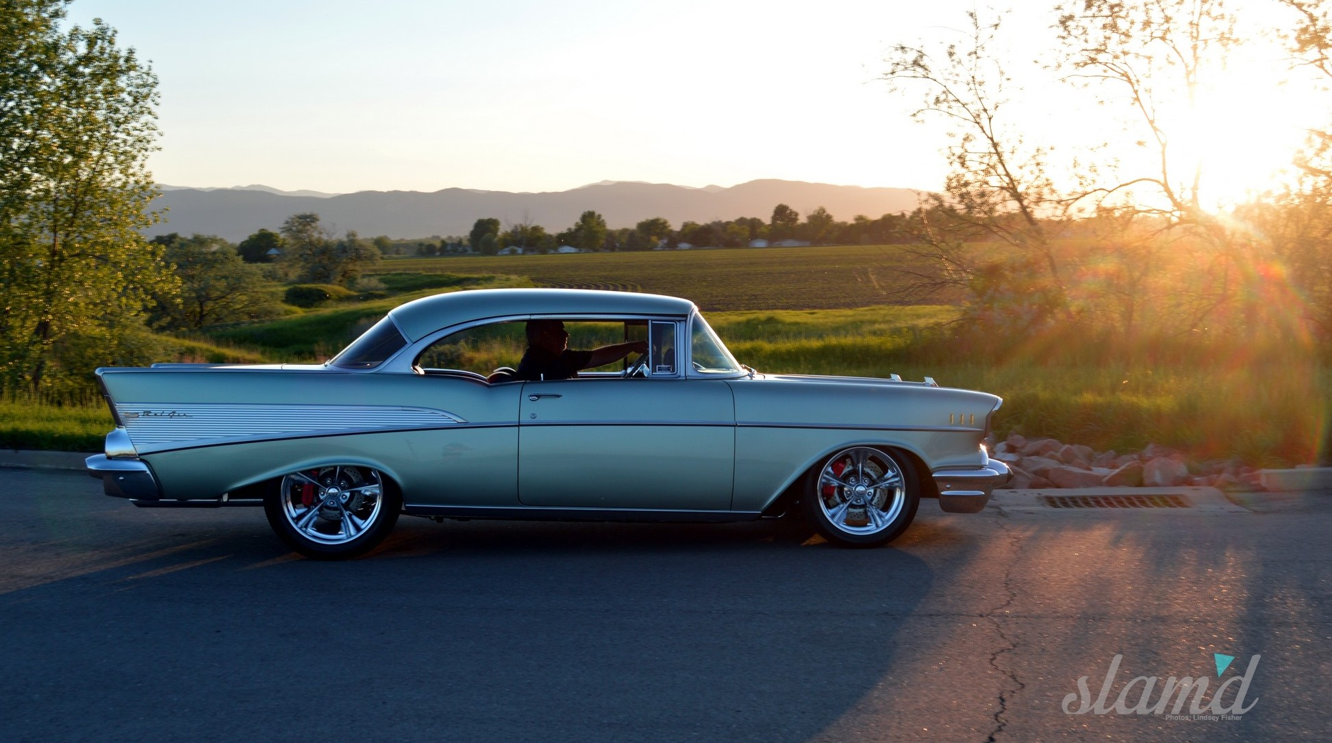 First Car Dreams Marvin Meyers 1957 Bel Air 2 Door Hardtop Slam Chevy Front Suspension Photos Words Lindsey Fisher