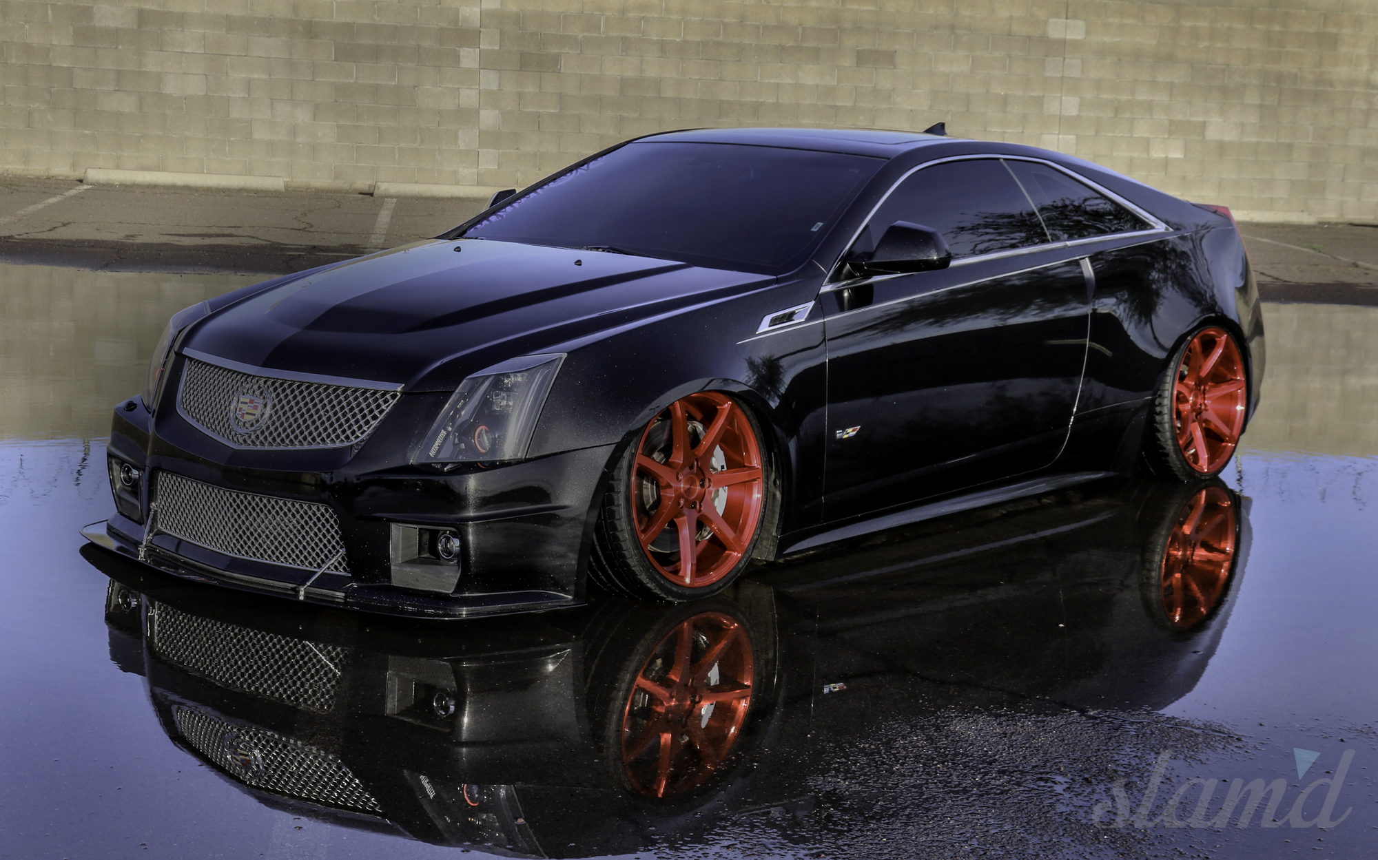 Race Wars Arizona Josh Nepa S 2012 Cts V Coupe Slam D Mag