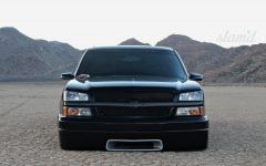 Total Eclipse: Doug Johnson's 1999 GMC Sierra – Slam'd Mag