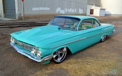 Hellair: Terry Carroll's 1961 Bel Air Bubble Top