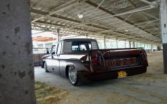 Whiskey Bent: Tim Molzen's 1962 Dodge Sweptline Crew Cab