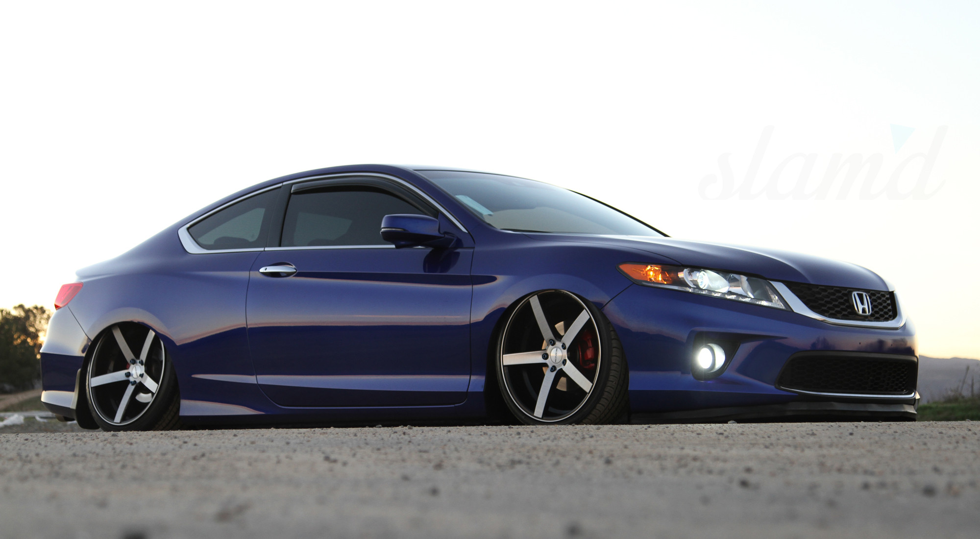 Sadistic Dreams Ryan Marshs 2013 Honda Accord Ex L Slamd Mag
