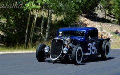 Colorado's Annual Hot Rod Hill Climb