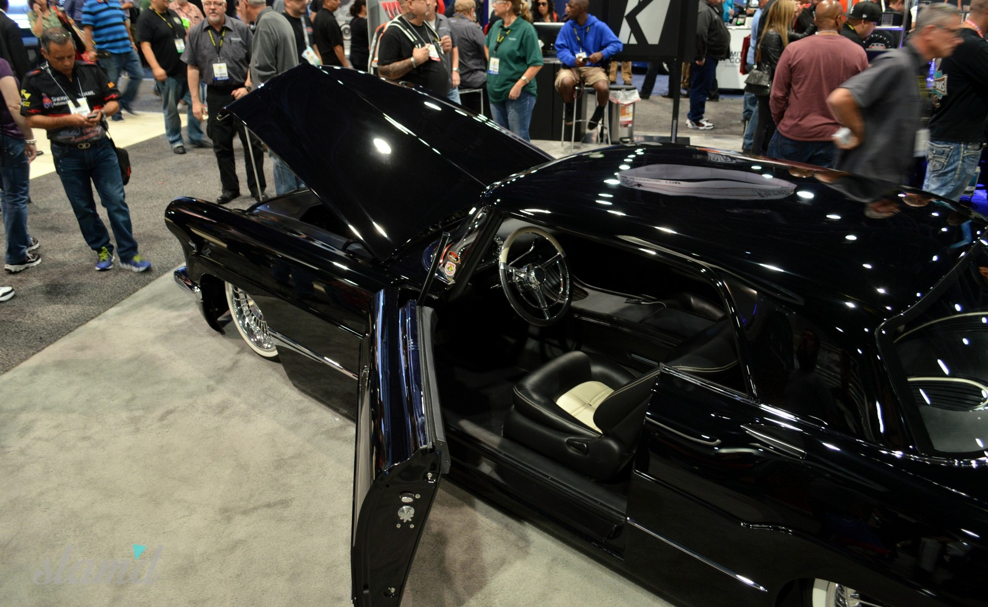 SEMA 2015: Slam\'d Mag\'s Top Customs & Rods – Slam\'d Mag