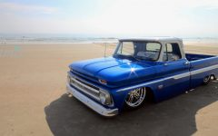 Ocean's Blue: Steven Bogue's Gorgeous 1966 C-10 Build