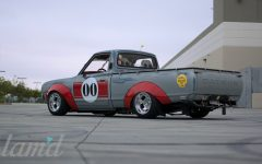 Slaying A Fickle Creature: Landon Brown's 1973 Datsun 620