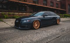 Upgraded Audi B8 Pro Kits From Air Lift Performance