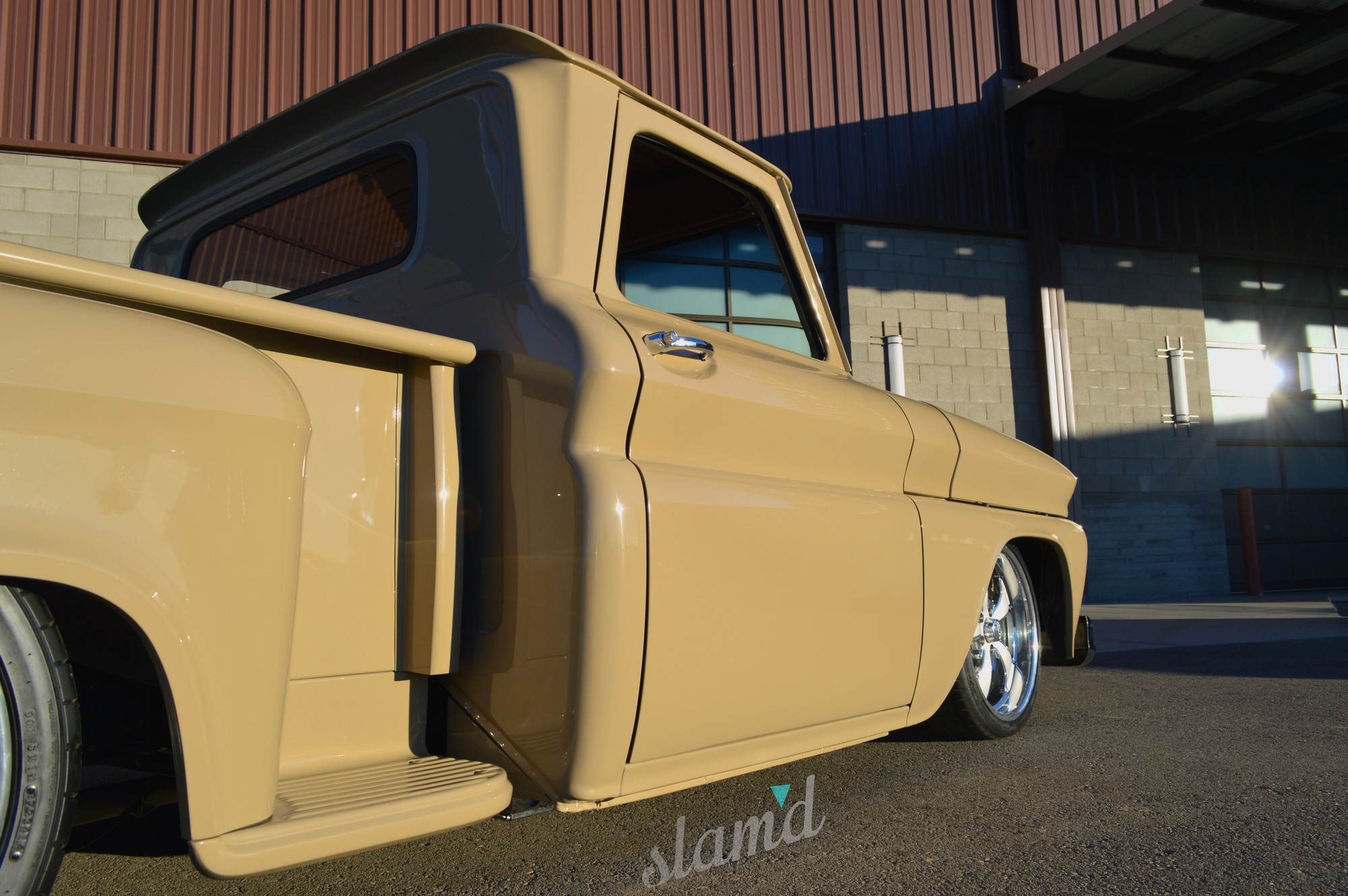 The Buff: Donny Johnson's 1965 C10 – Slam'd Mag