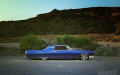 Sinister Coupe DeVille: The Abate's 1967 Cadillac